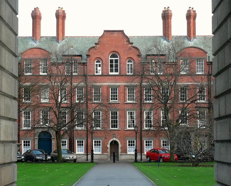 Trinity College Dublin –The Rubrics Building